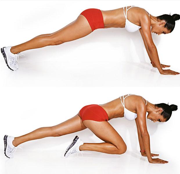 5 exercícios para chapar a barriga