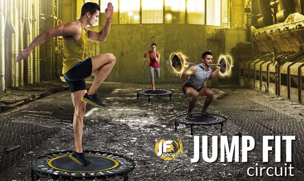 Jump Fit Circuit na F2 Fitness