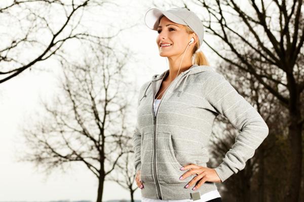 Fazer exercícios físicos no inverno pode queimar até 30% mais calorias
