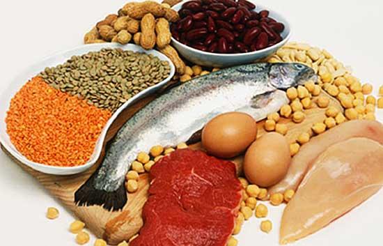 Lista de Alimentos Ricos em Proteínas