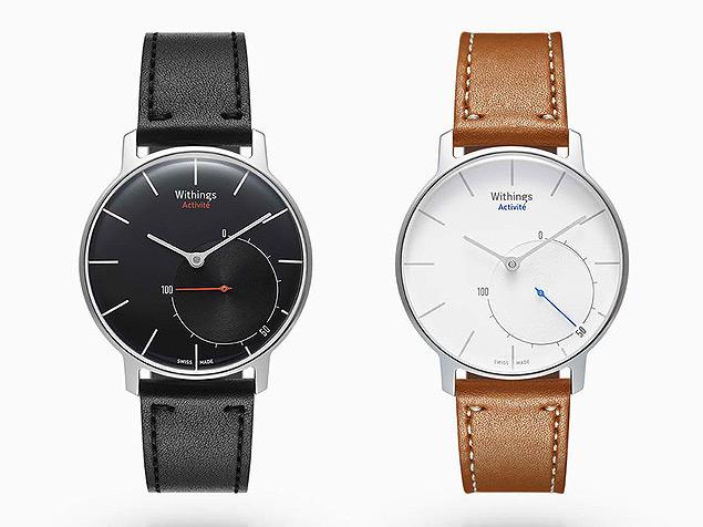 Relógio inteligente une moda e fitness