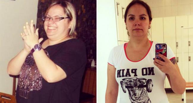 """""""Perdi 30 kg com a Zumba"""", conta Juliana, que desistiu de redução de estômago"""