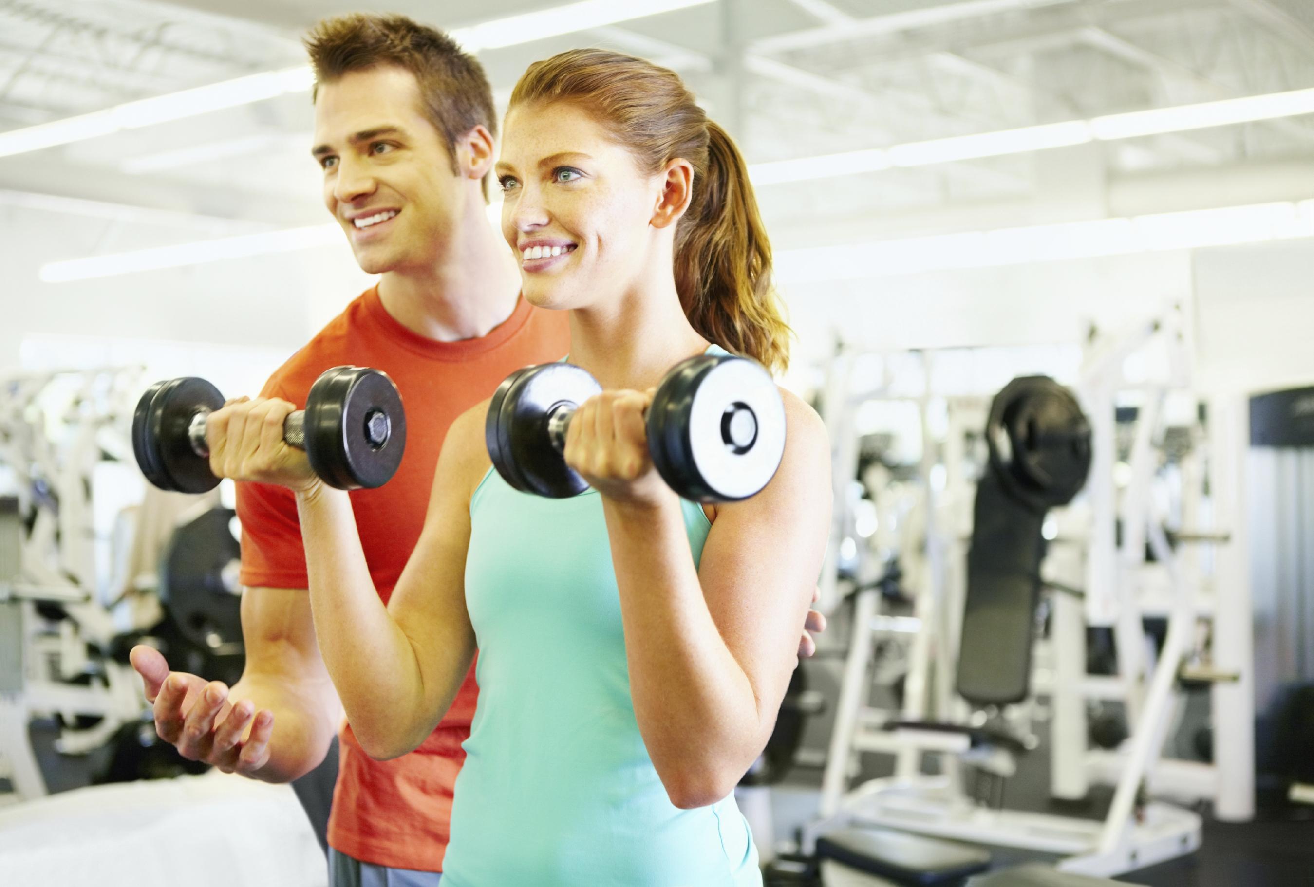 Musculação para mulher: mitos e verdades