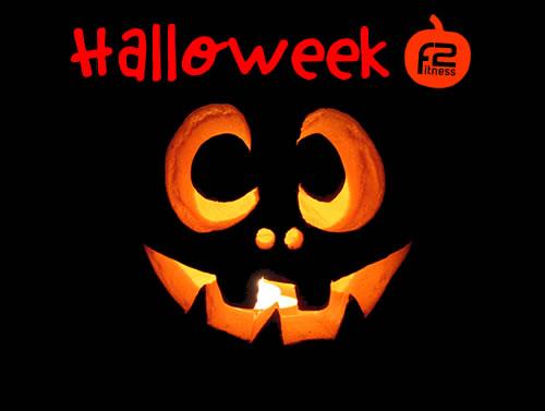 Halloweek F2 Fitness: Aulas abertas a semana toda!