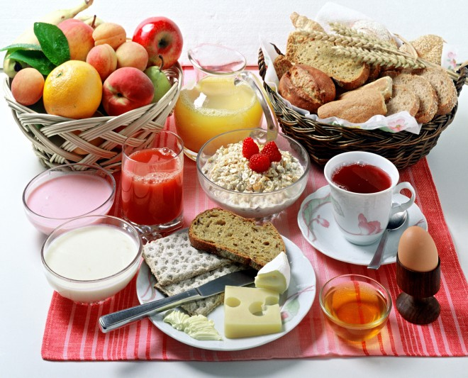 A importância de um bom café da manhã