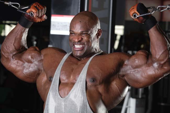 46 Dicas De Ronnie Coleman Para Desenvolver Os Músculos