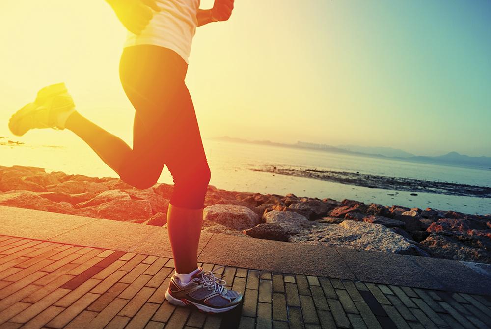 Faça da corrida um hábito