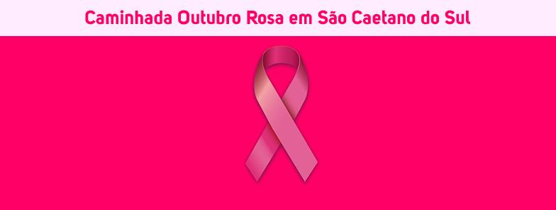 Caminhada Outubro Rosa 2015 em São Caetano do Sul