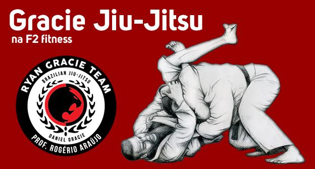 Gracie Jiu Jitsu na F2 Fitness