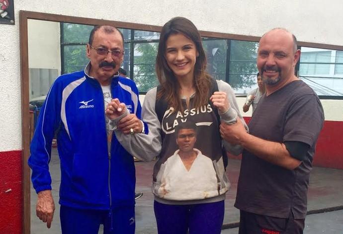 Pentacampeã mundial de jiu-jitsu Kyra Gracie estrela reality 'Viver para lutar'