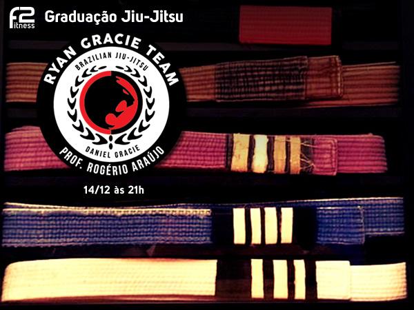 Graduação 2015 Jiu-Jitsu Ryan Gracie Team
