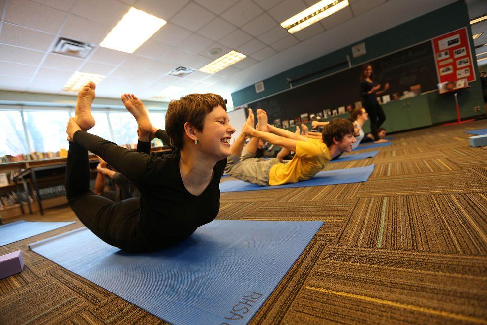 Yoga e seus poderes de cura
