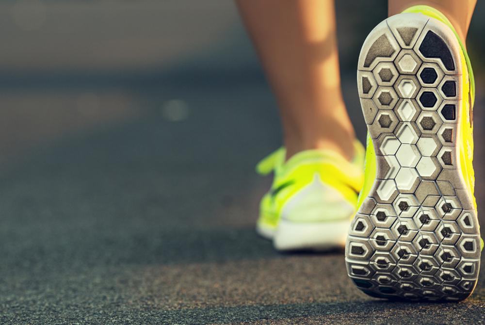 Primeiros passos: a importância da caminhada