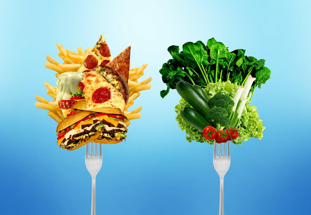 Dicas para hábitos saudáveis no prato