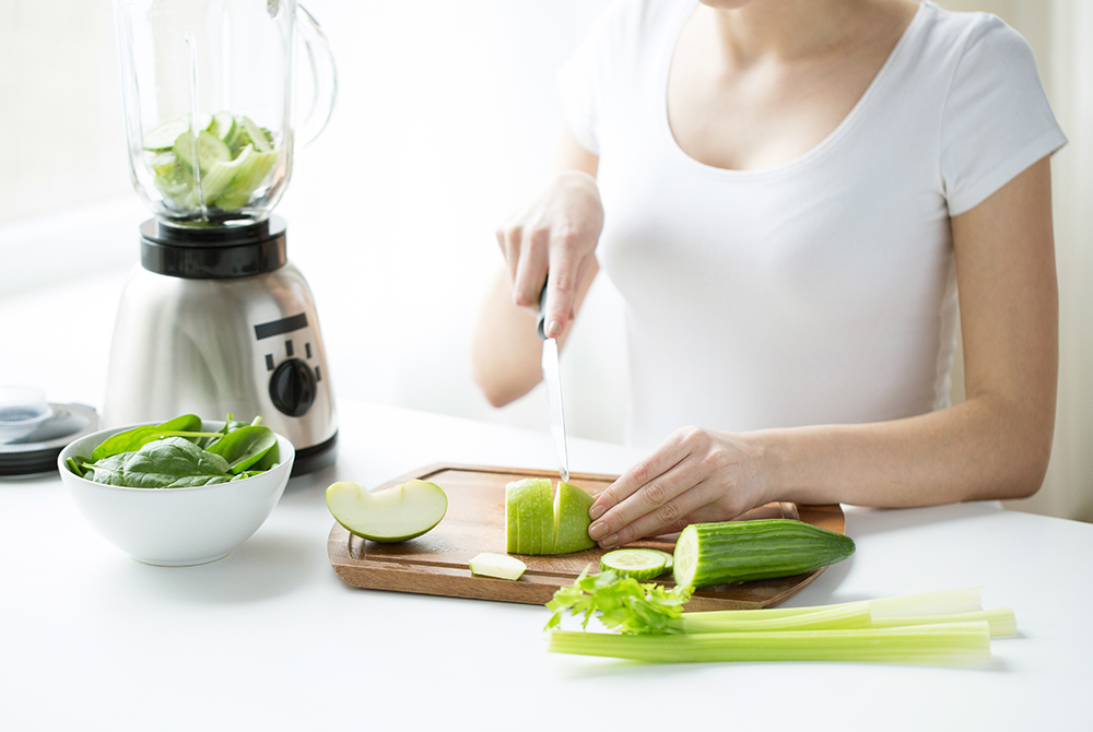 Detox pode ajudar na perda de peso