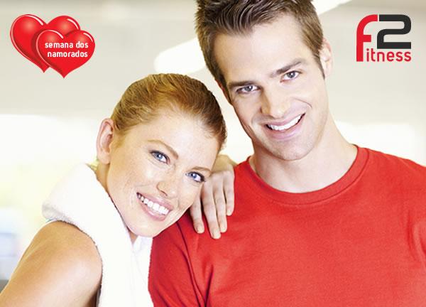 Semana dos Namorados na F2 Fitness