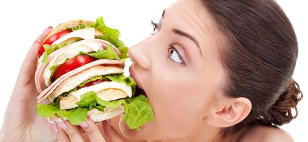 Comer muito