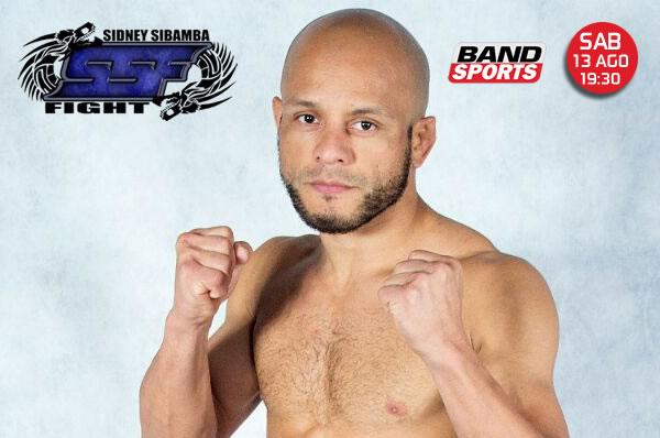 Roberto Rodriguez luta no SSF Fight deste sábado