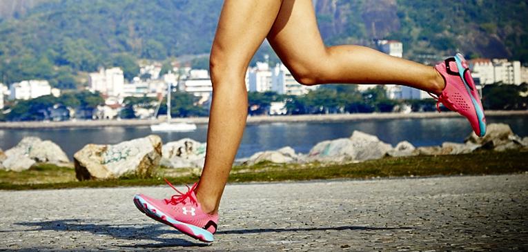 Correr não faz mal para seus joelhos. E pode até fazer bem
