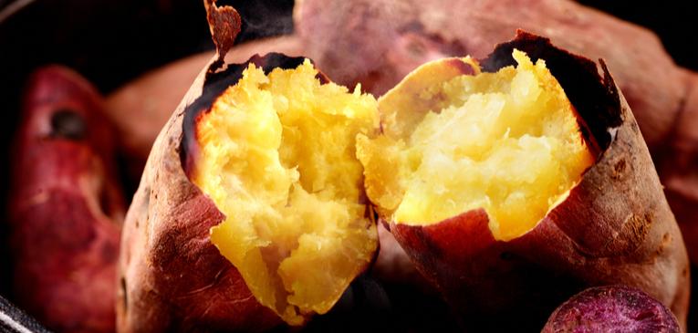 Receitas com batata doce para variar o cardápio