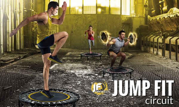 Jump Fit Circuit na F2 Fitness