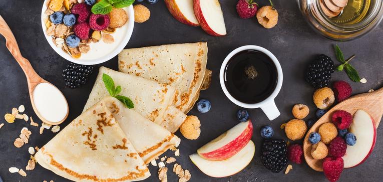 5 receitas de café da manhã diferentes do pãozinho