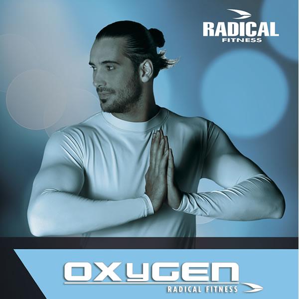Oxygen chegando na F2 Fitness!