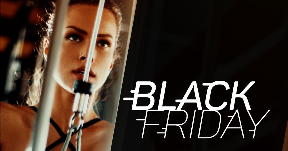 Aqui a Black Friday já começou!