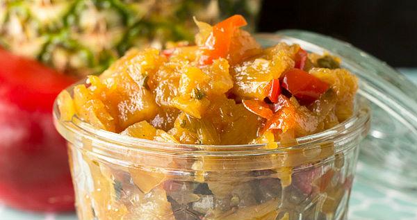 7 Receitas de chutney de abacaxi – diet e light