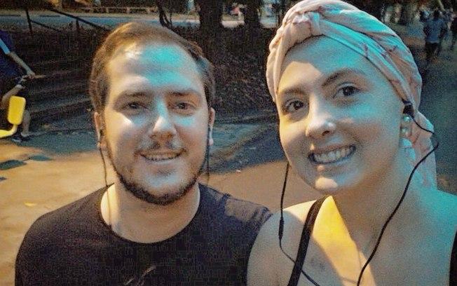Câncer e atividade física mudam vida de jovem